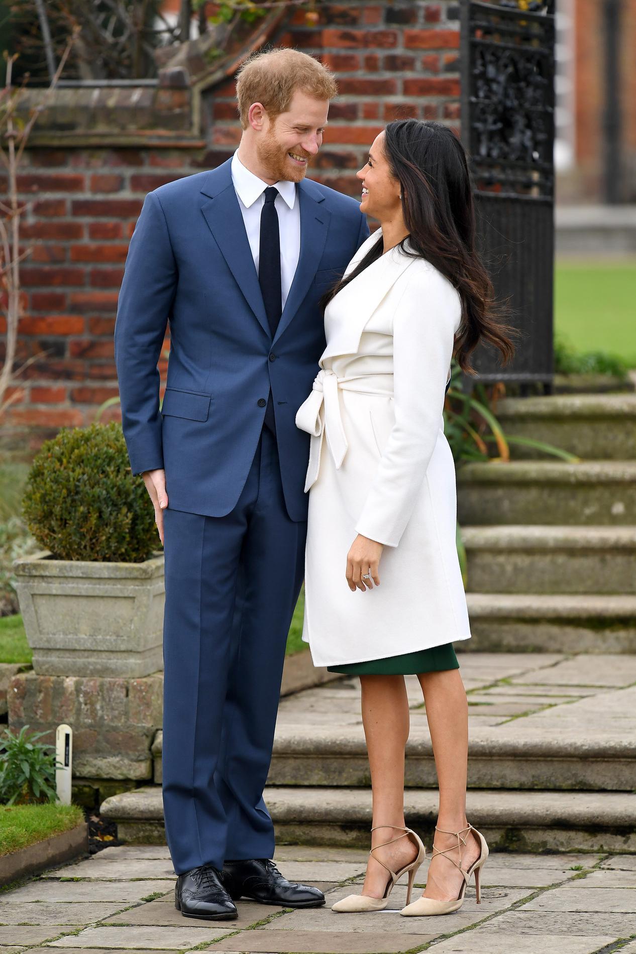 Retour sur le jour où le prince Harry a rencontré Meghan Markle