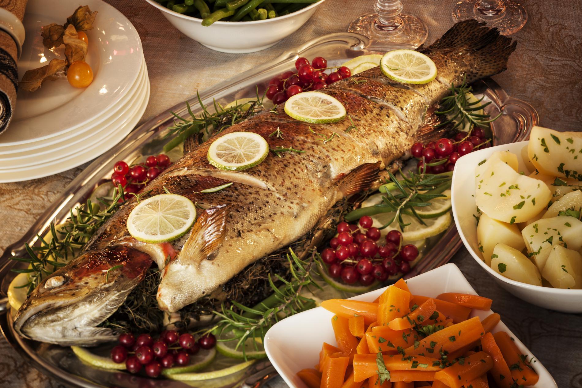 Turbot sole maigre quel poisson choisir pour les f tes cuisine madame figaro - Cuisiner le bar ...