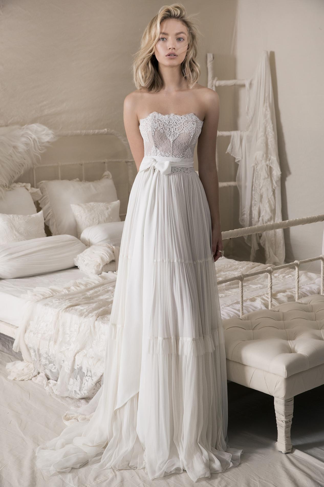 Quelle robe de mariée choisir lorsque l\u0027on a une forte