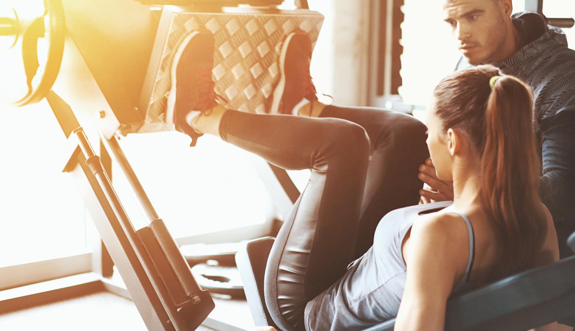 Fesses Tailles Cuisses 5 Exercices Pour Muscler Le Bas De Son Corps Madame Figaro
