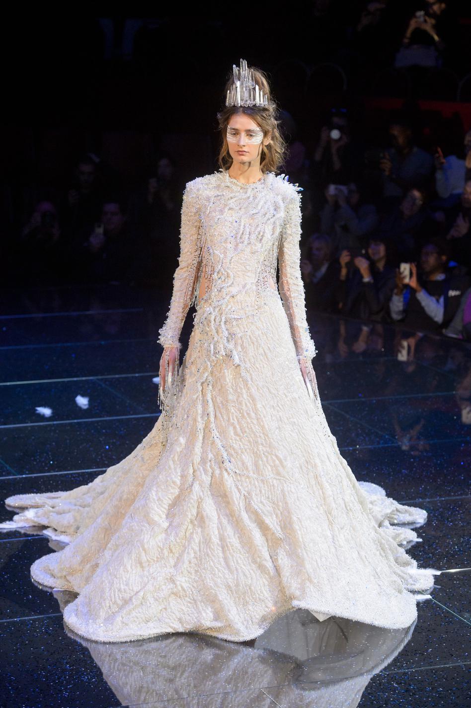 Ces robes de mariée haute couture qui donnent