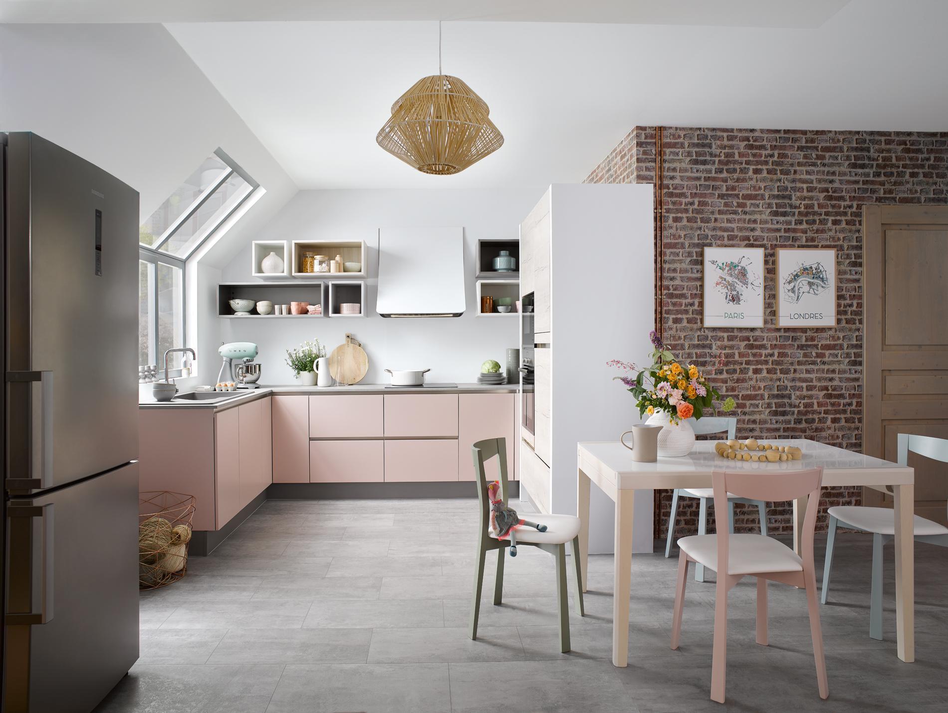 Les 15 commandements pour embellir une cuisine ouverte - Madame Figaro