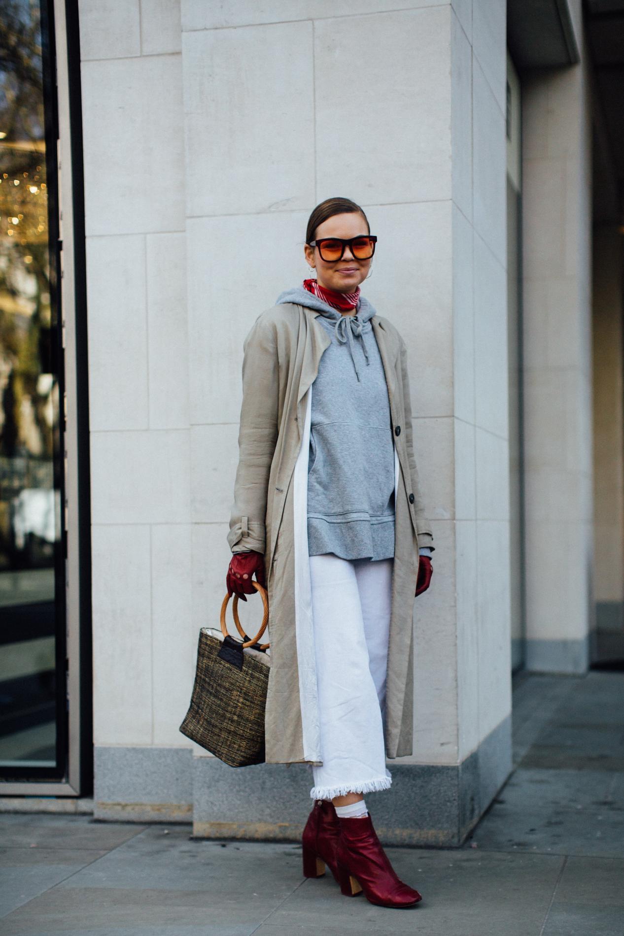 bons plans sur la mode hot-vente plus récent coût modéré Cinq conseils pour porter le sweat passé 30 ans - Madame Figaro