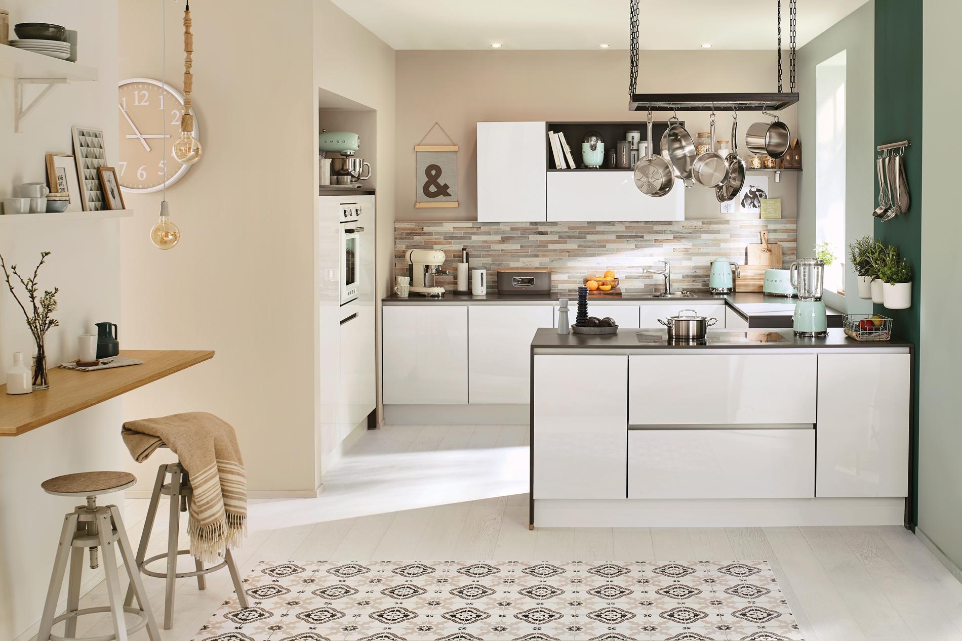 Les 16 commandements pour embellir une cuisine ouverte - Madame Figaro