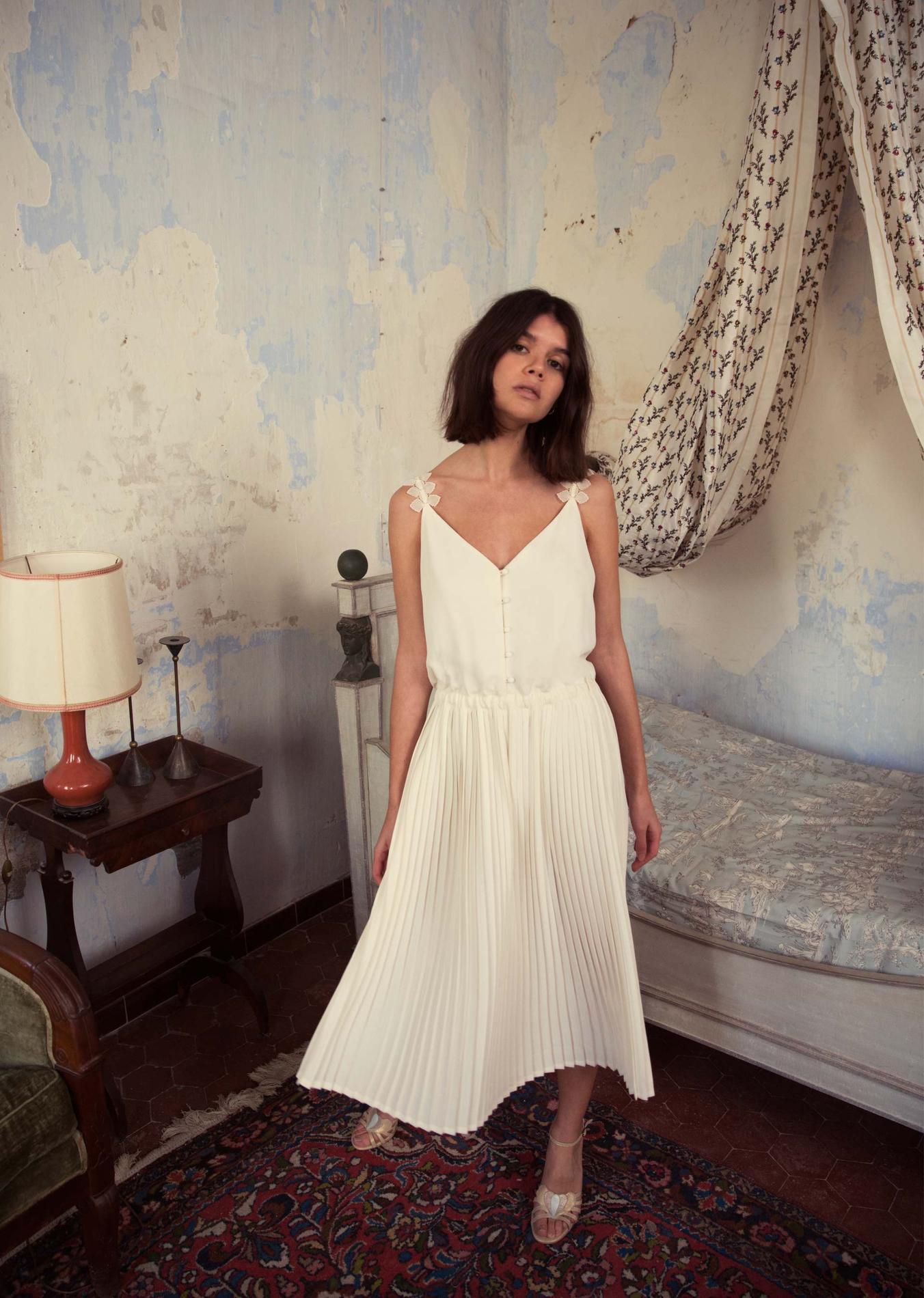 Dévoile Sa Madame Collection Robes Mariée Oui Sessùn De 2018 PX80wNnOk