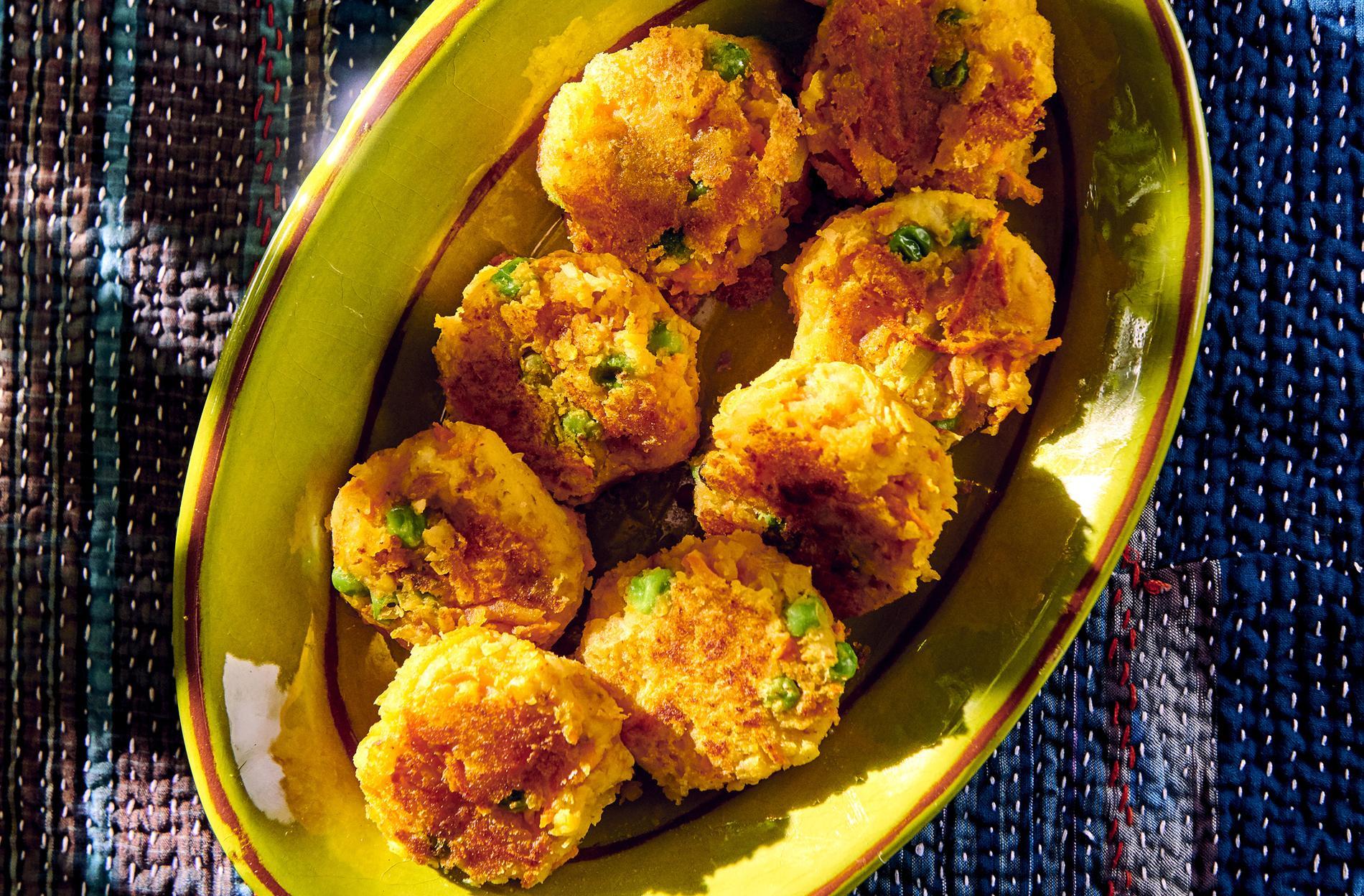 Recette boulettes végétariennes à l'indienne - Cuisine ...