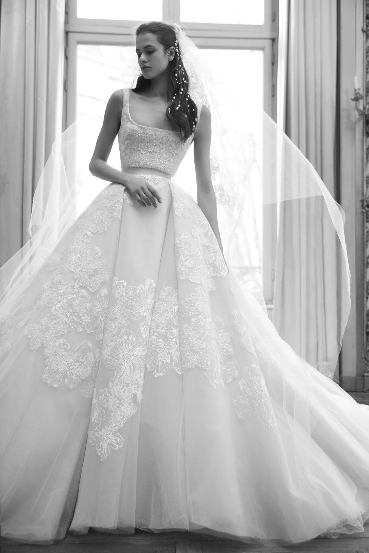 Les robes de mariée signées Elie Saab 201
