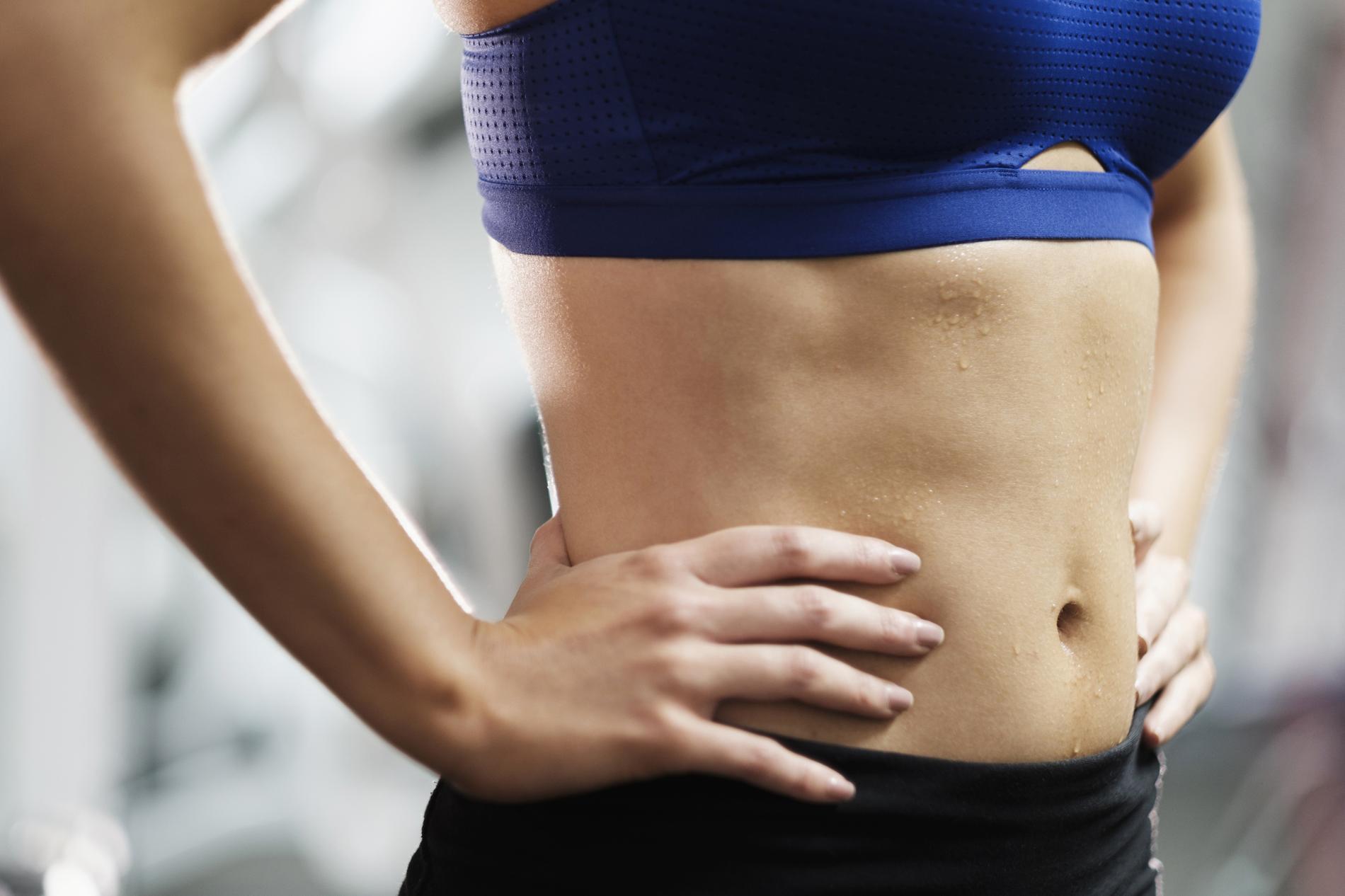 f9d97f8123b Le «stomach vacuum» est une technique de respiration ventrale très efficace  pour tonifier sa sangle abdominale.