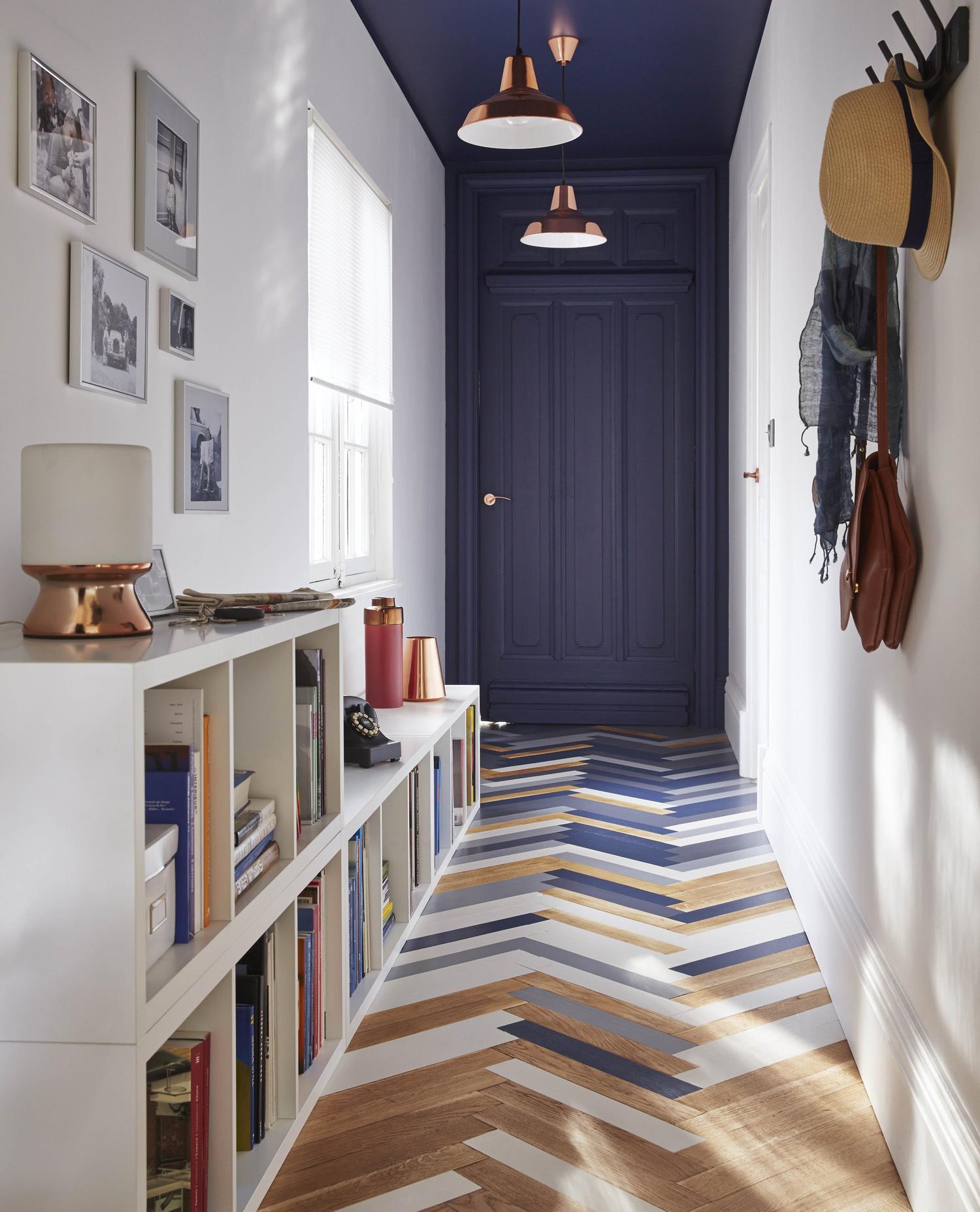 Attractive ... Peindre Son Parquet : Mode Du0027emploi ...