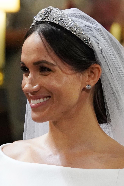 Maquillage Coiffure Robe La Nouvelle Duchesse De Sussex