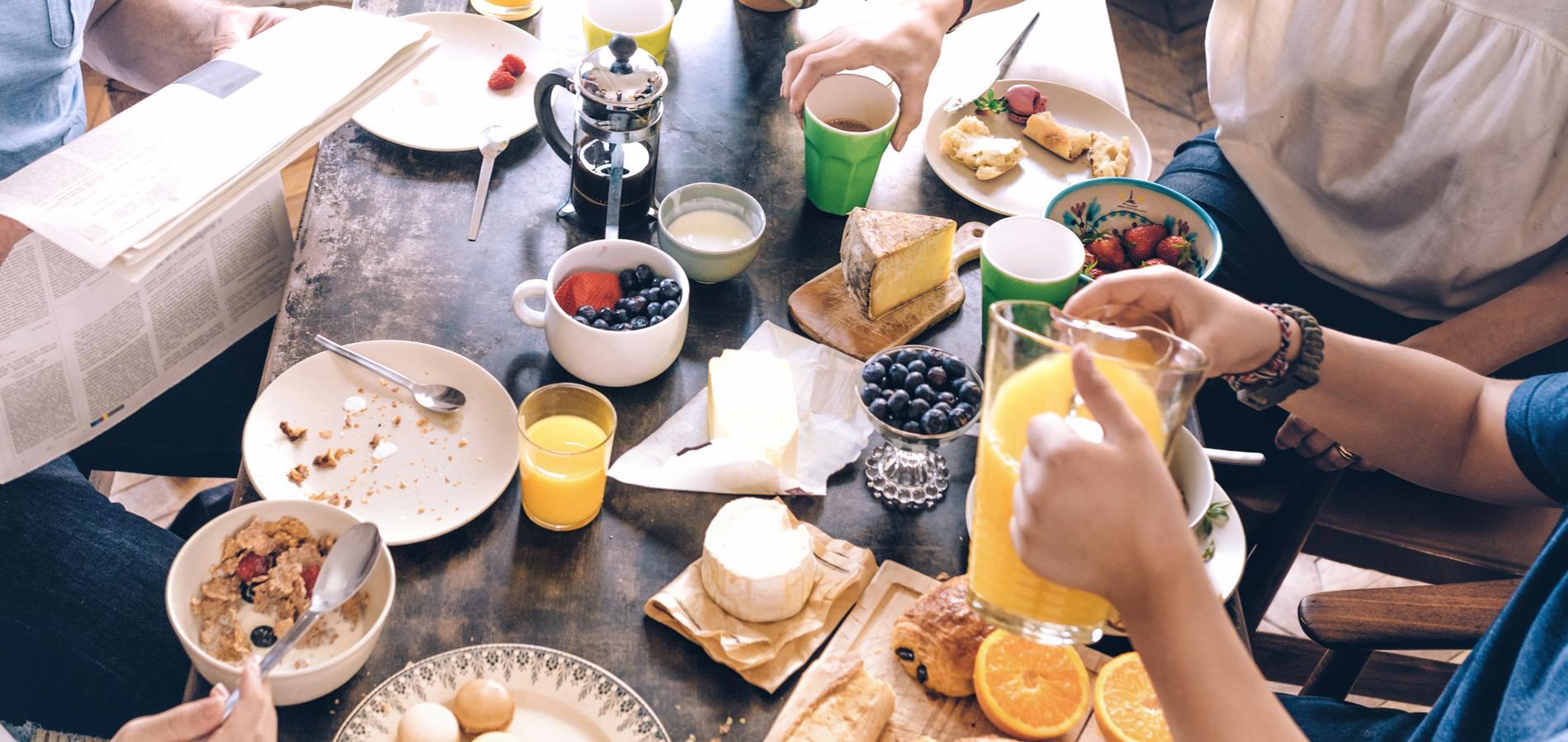Les 12 commandements d'un brunch maison réussi   Cuisine / Madame ...