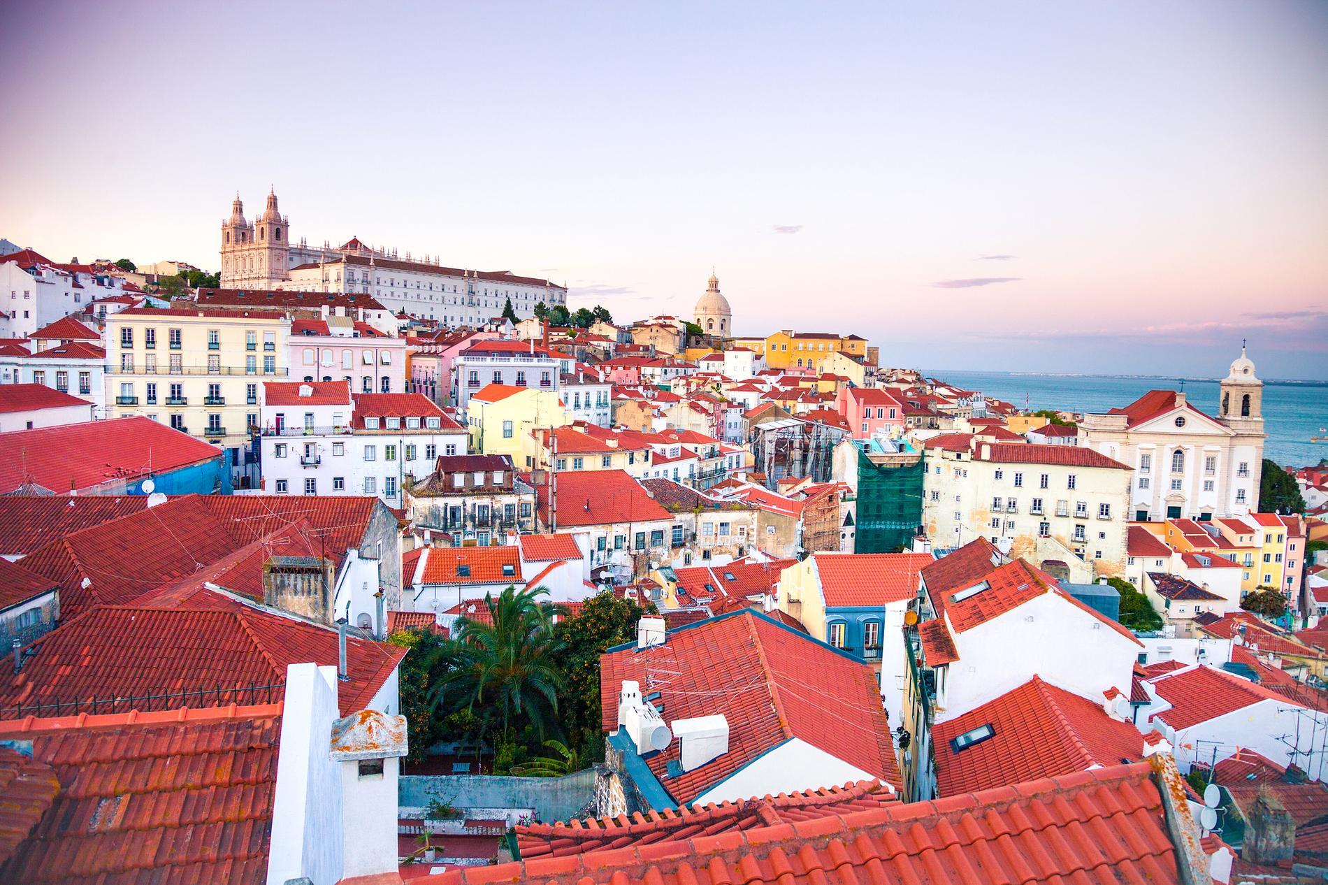 rencontres en ligne Lisbonne