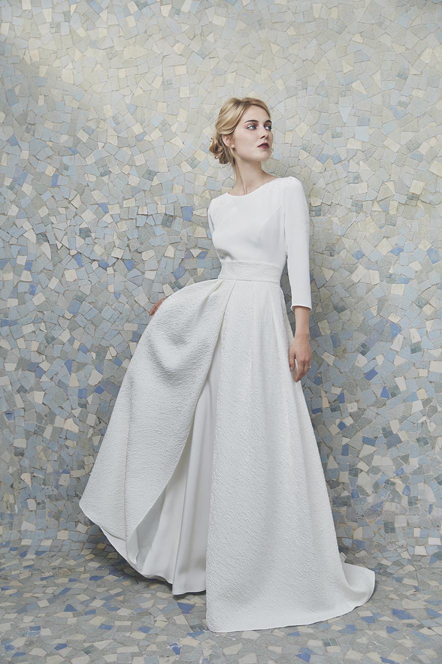 Robe de mariee hiver originale