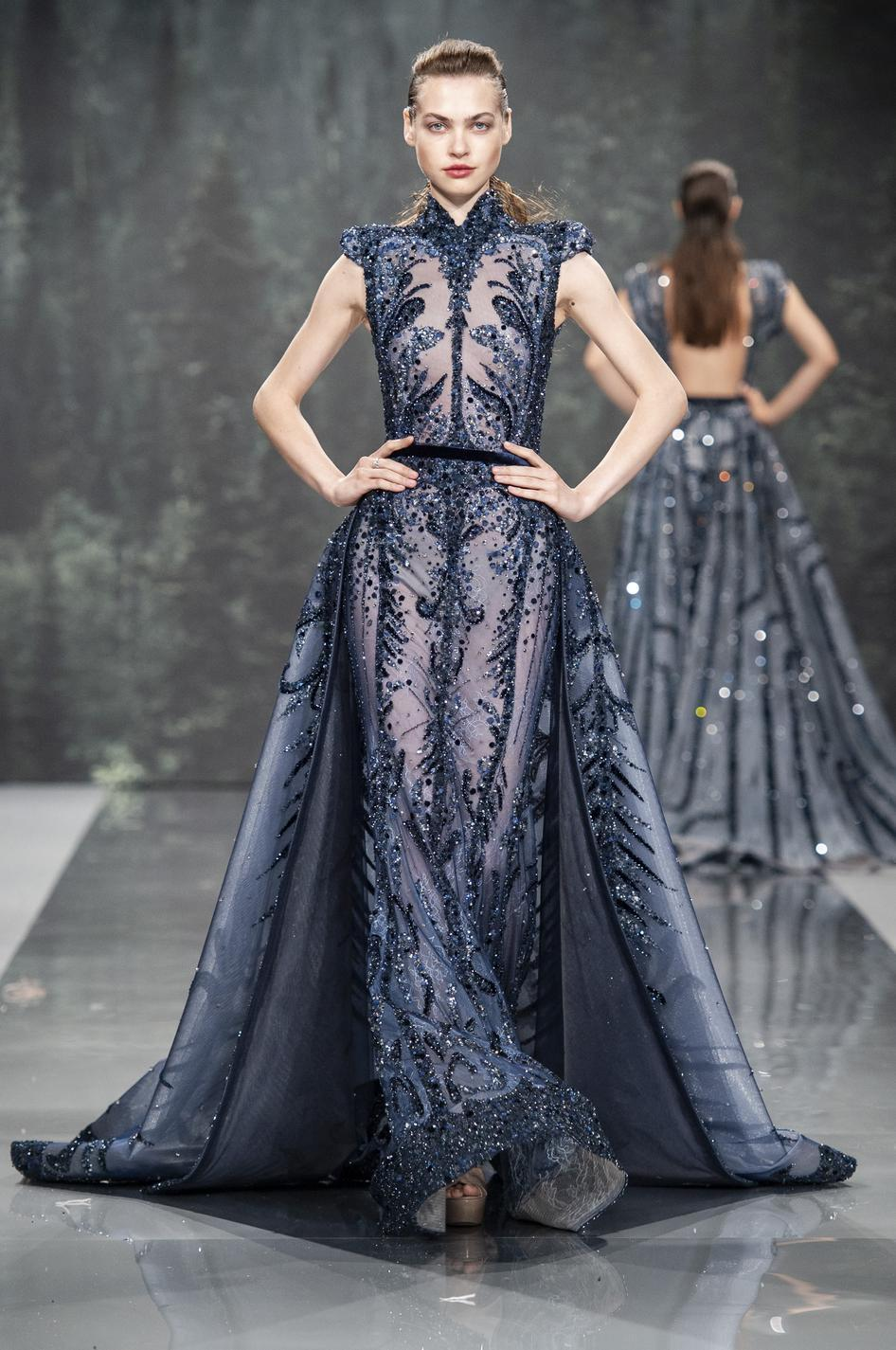 Les robes de rêve haute couture ne sont pas celles que l\u0027on