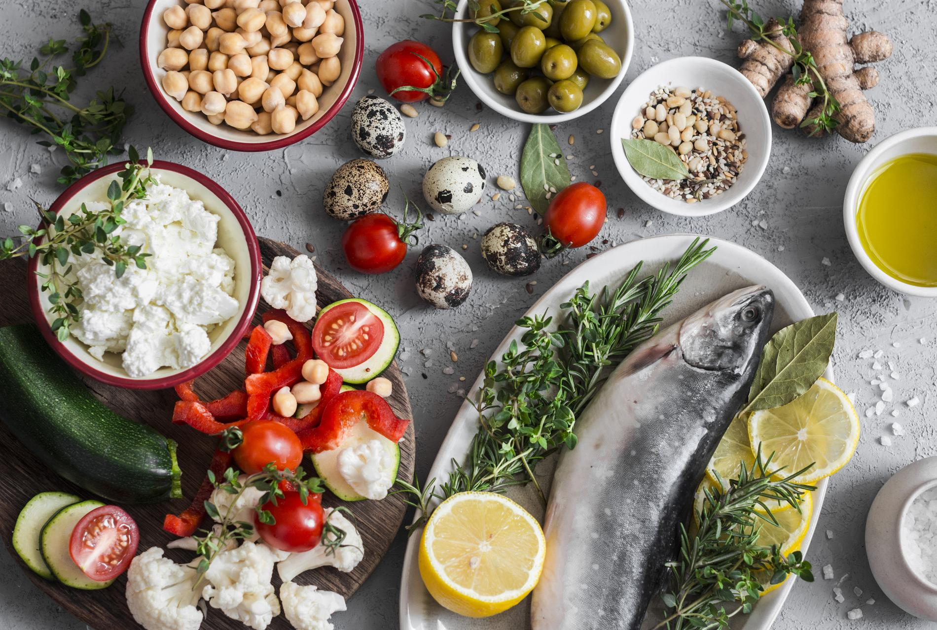 Want to eat healthy?  Here are the 4 rules to respect - Madame Figaro