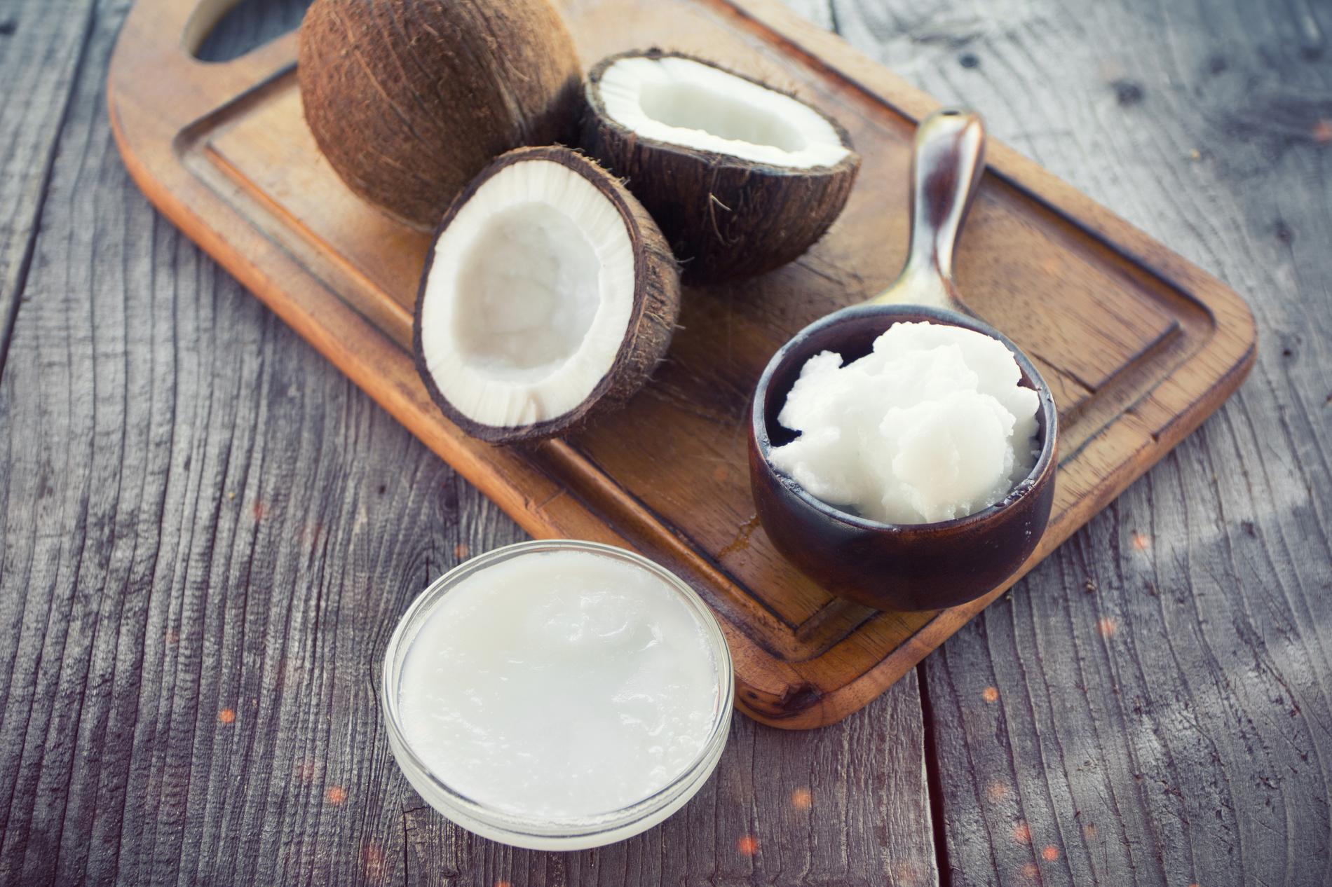 huile de coco bon ou mauvais