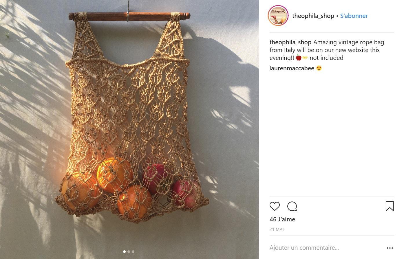 20907611446a0 Instagram  subrinaheyinkvintage Nos 10 boutiques vintage préférées sur  Instagram - Esther Archives ...