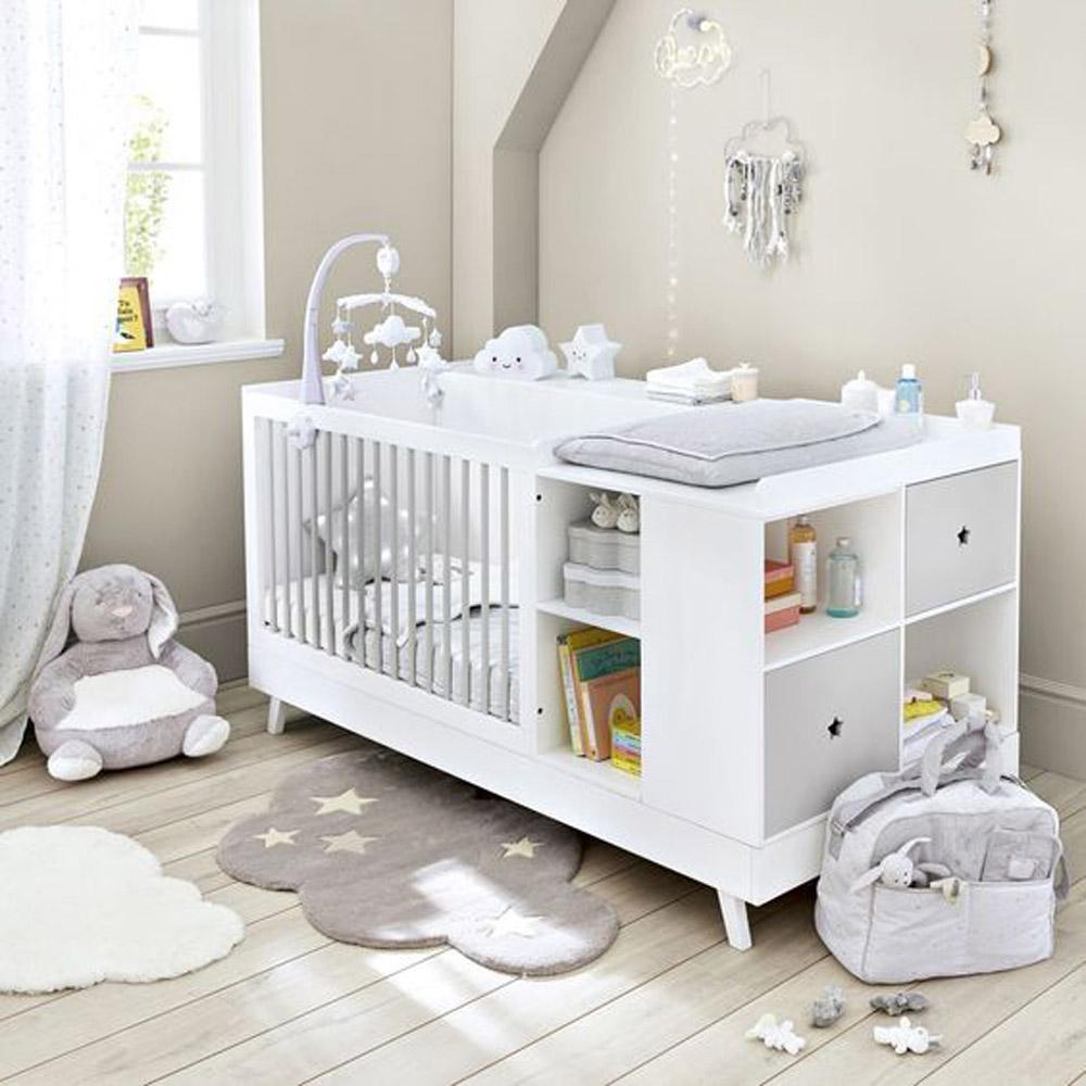 Comment aménager un coin bébé dans une chambre parentale ...