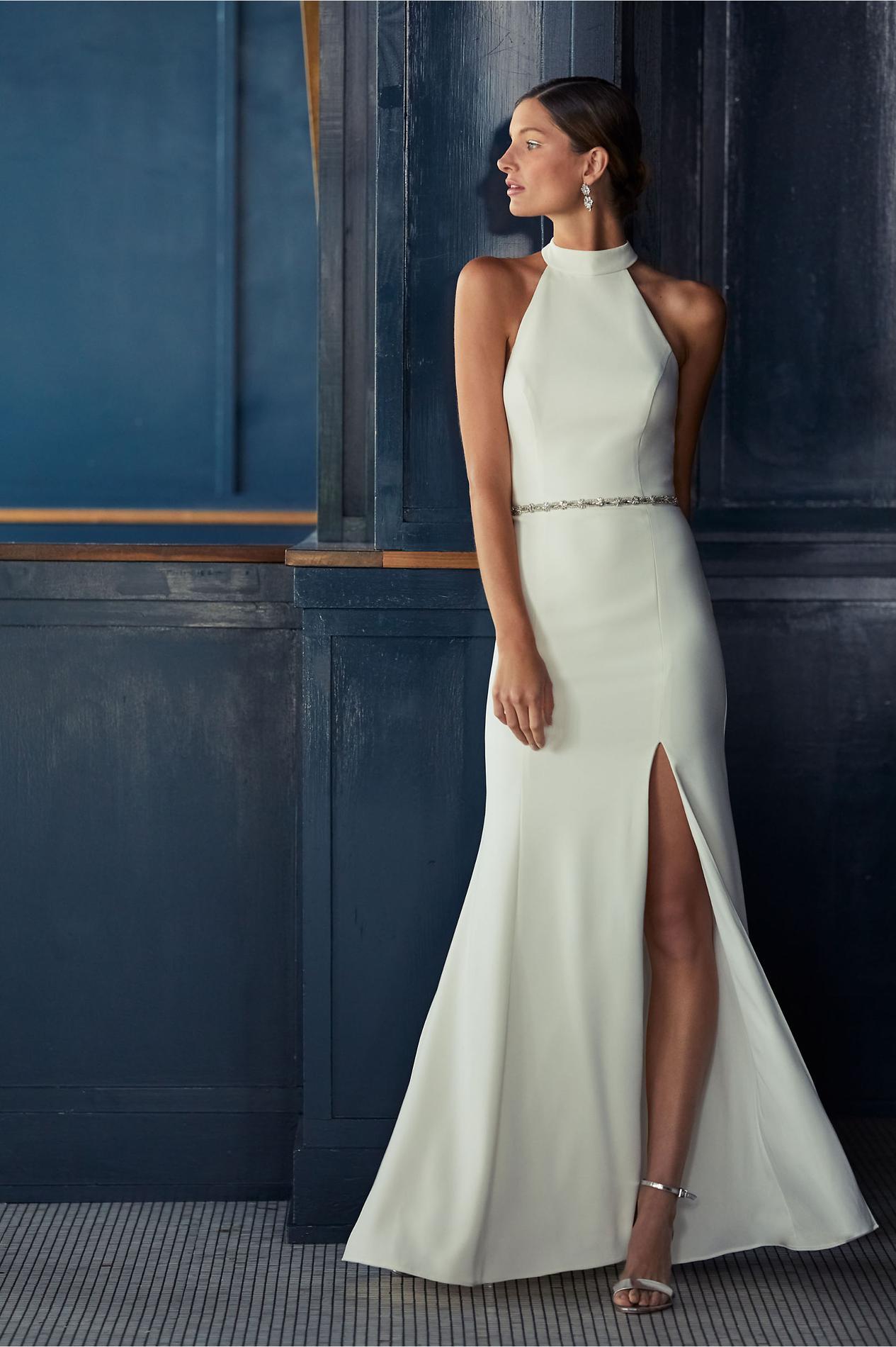 élégantes Et Bien Coupées Nos Robes De Mariées à Moins De