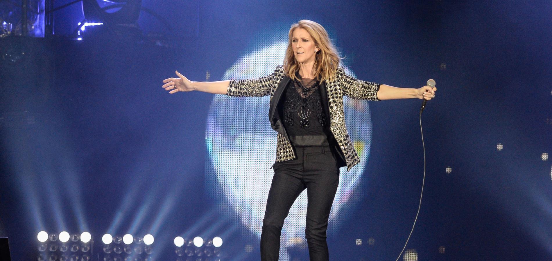 60bcd464864a1 Céline Dion lance sa marque de vêtements pour enfants - Madame Figaro
