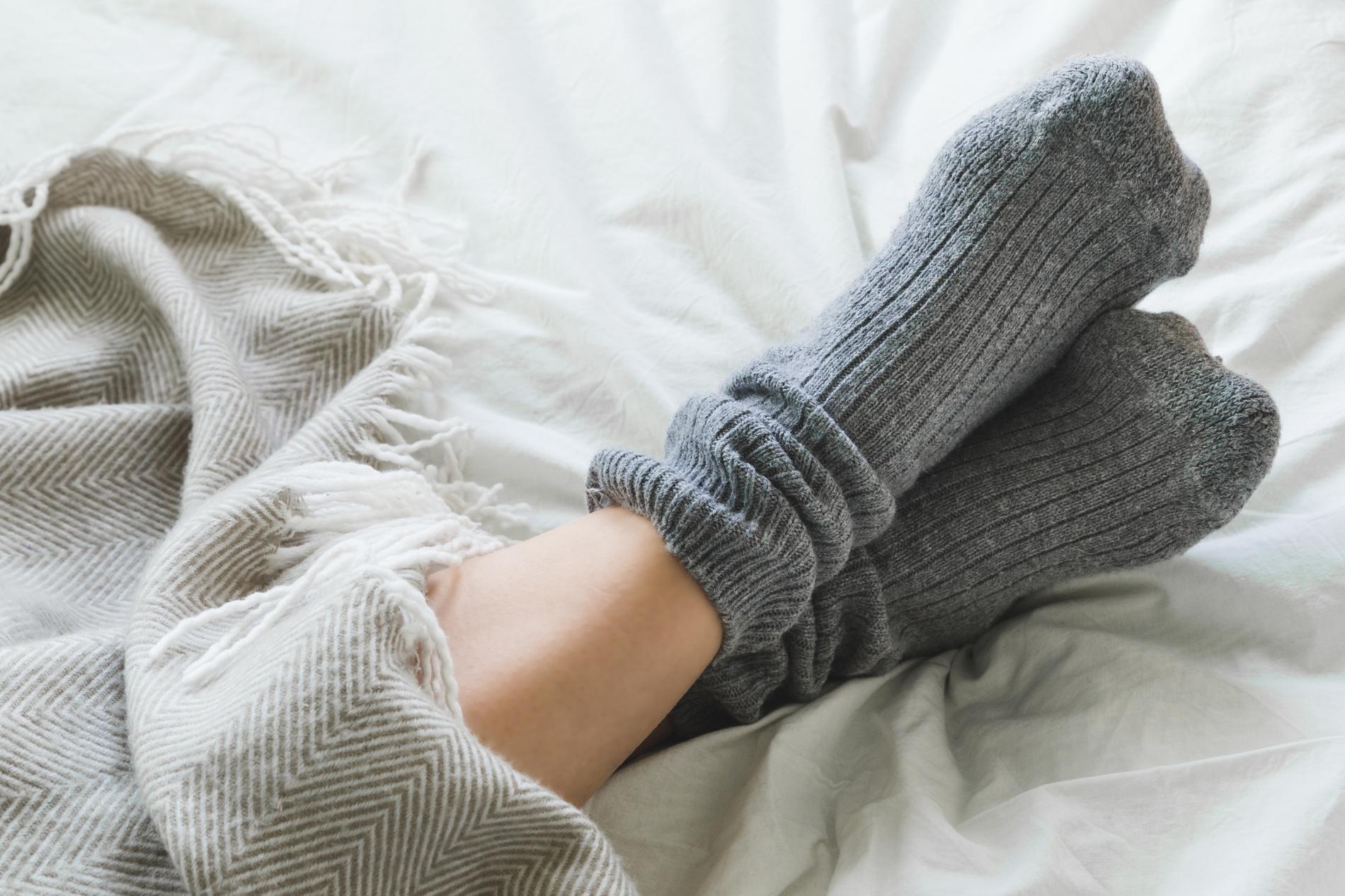 énorme réduction 14351 3a77c Dormir en chaussettes améliore-t-il la qualité du sommeil ...