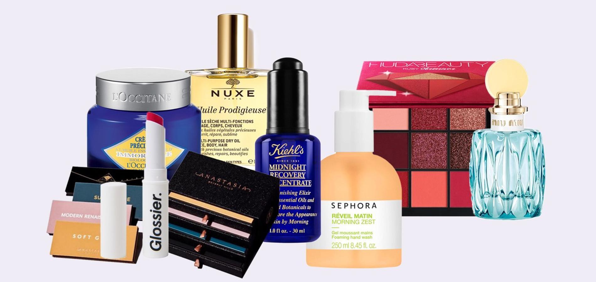 Sephora Nuxe Glossier Les Meilleures Promotions Beauté