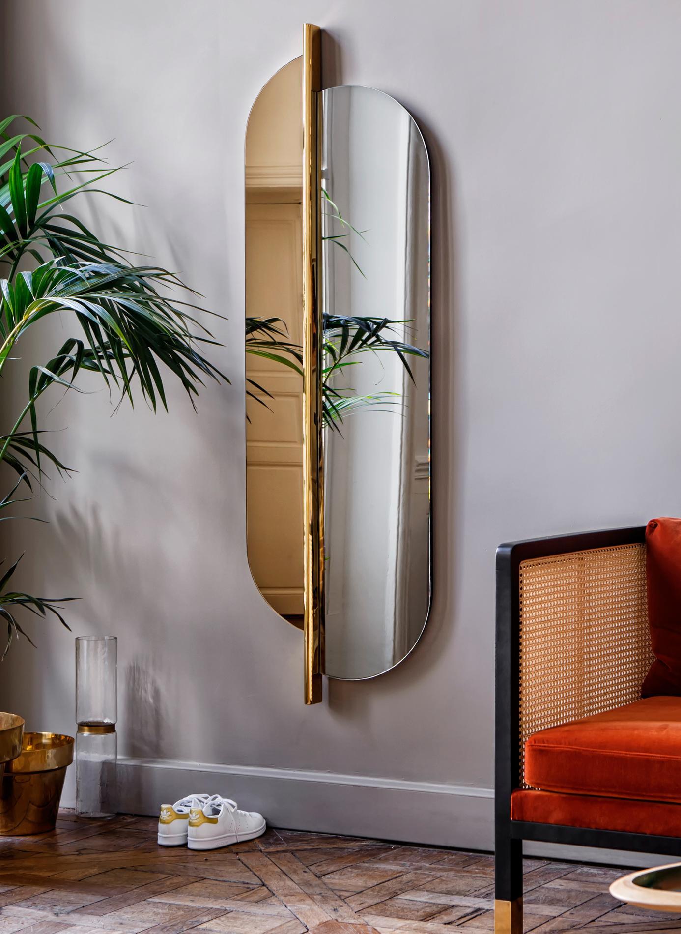 Mettre Un Miroir Dans Une Cuisine maison : comment gagner en luminosité sans se ruiner