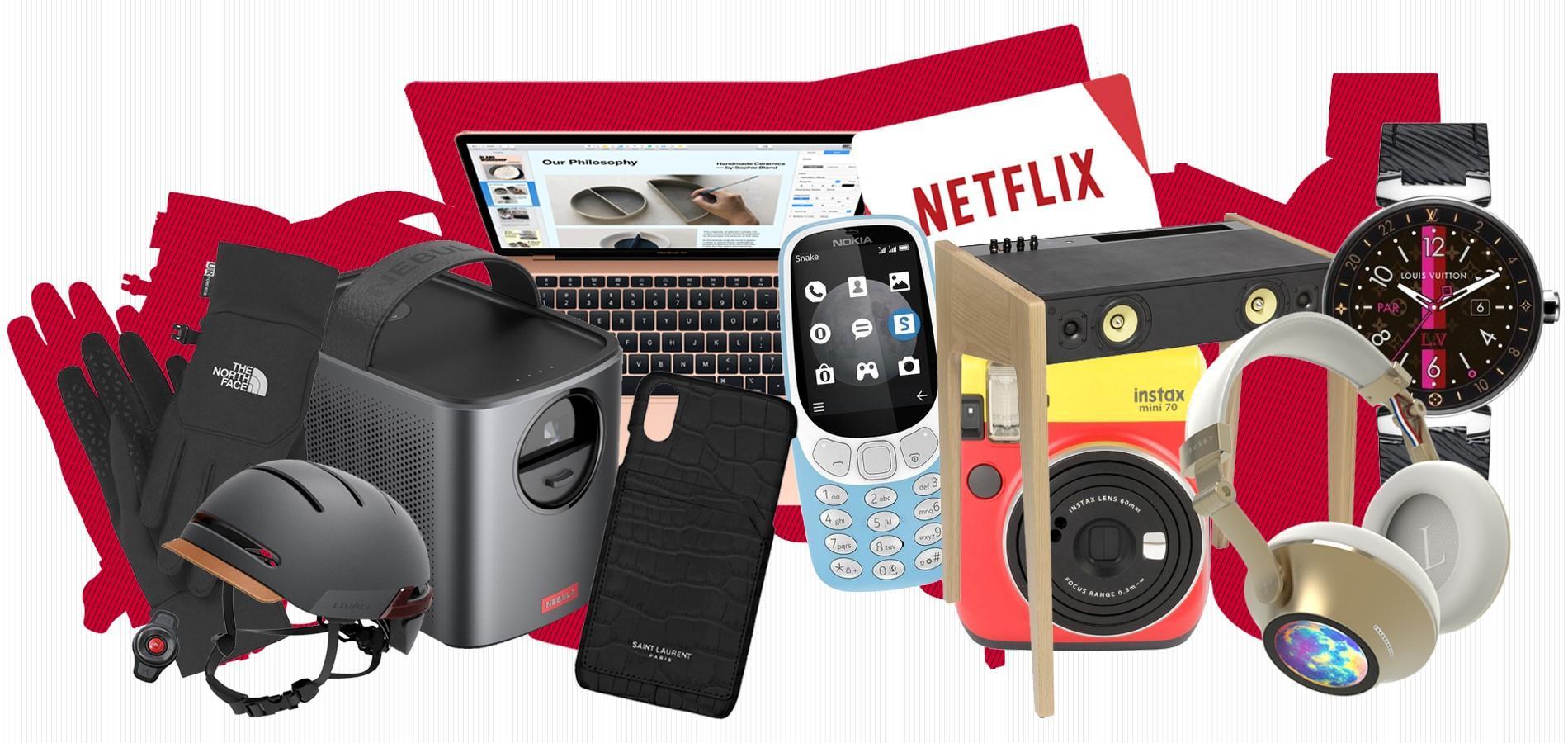 Noël 2018 : 30 idées cadeaux high tech pour des filles connectées