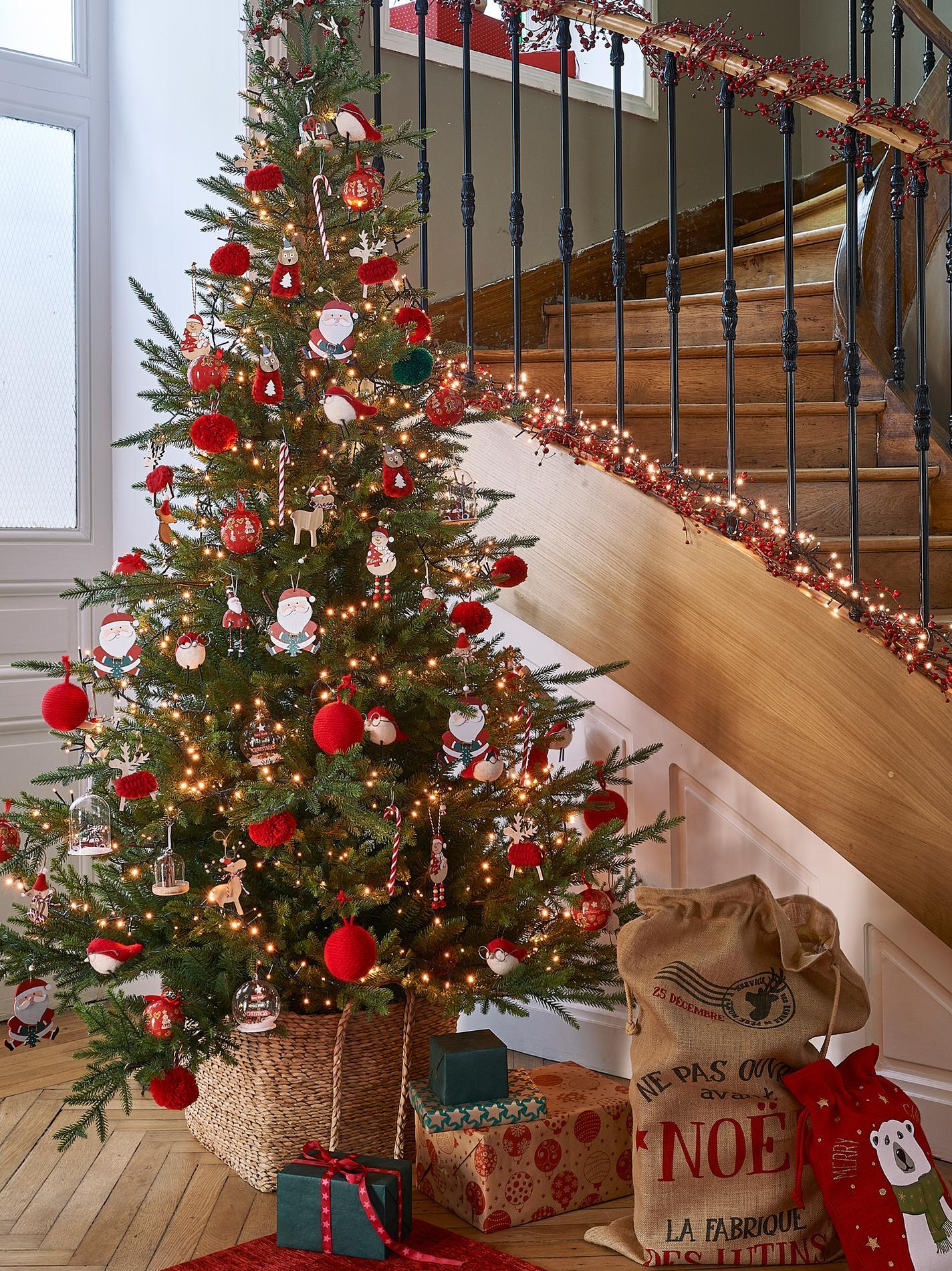 Sapin De Noel Decoration Traditionnelle conseils pratiques et avisés pour un sapin de noël parfait