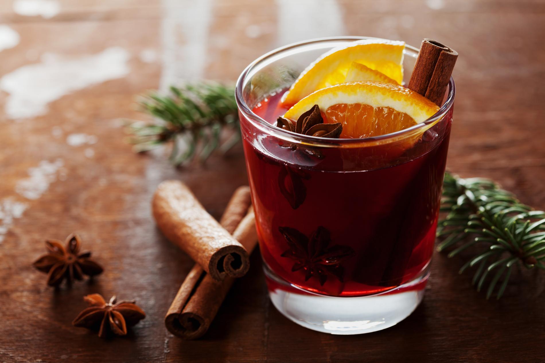 熱紅酒 Vin Chaud