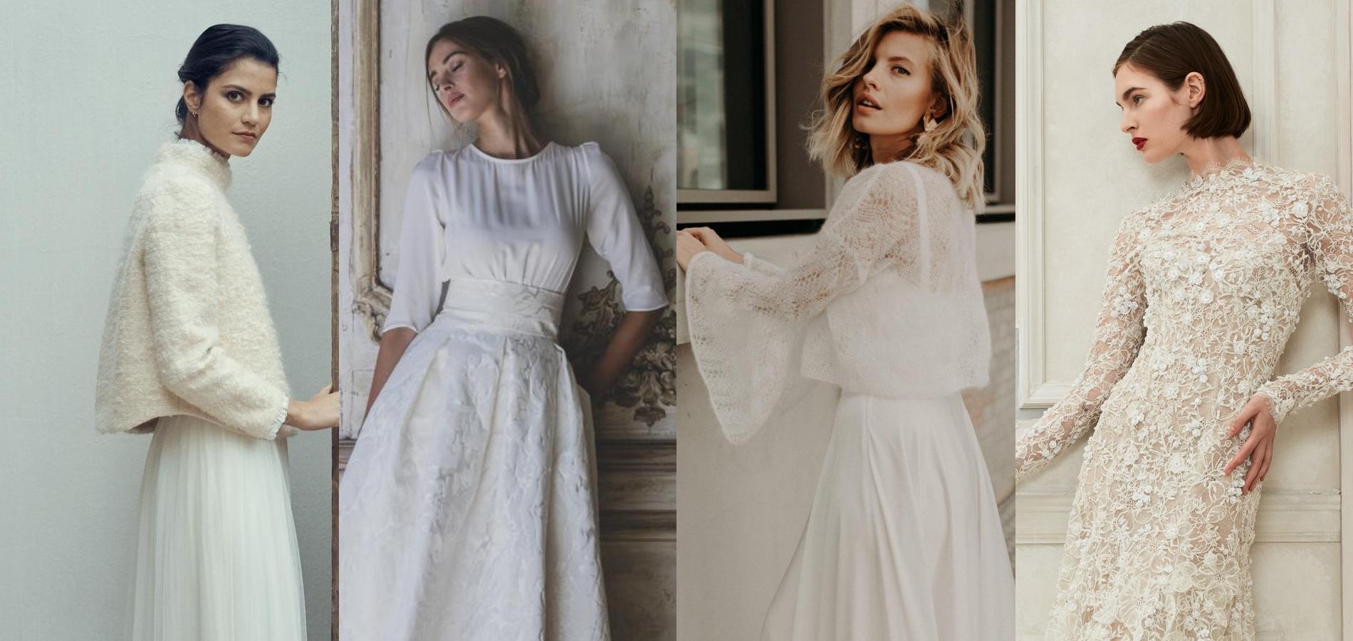Mariage d\u0027hiver  les plus belles robes pour dire oui par