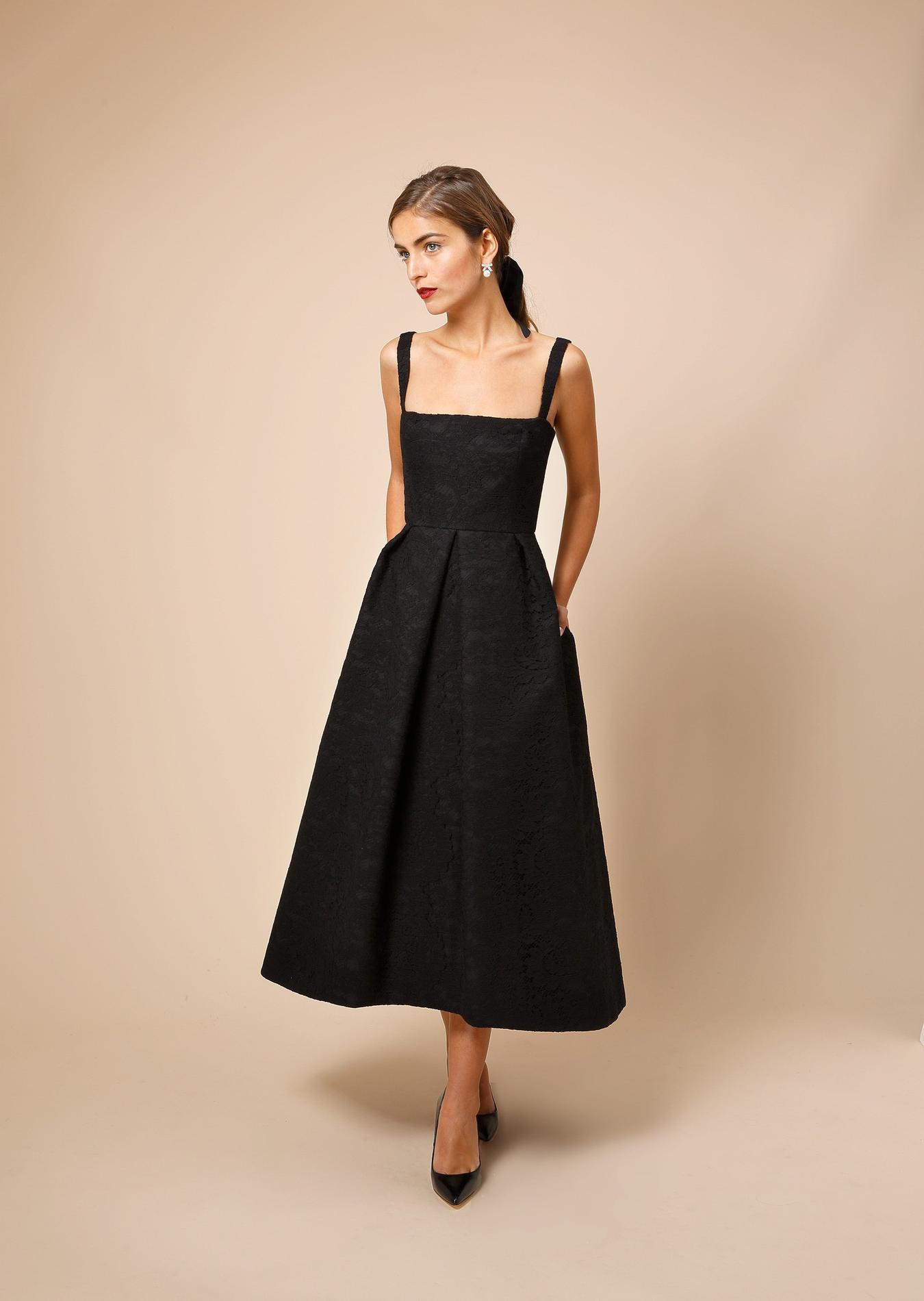Vingt petites robes noires pas si simples pour des fêtes de