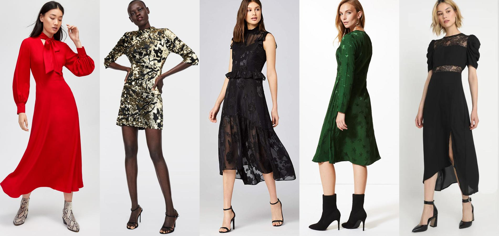 Quinze robes de fêtes à moins de 70 euros , Madame Figaro