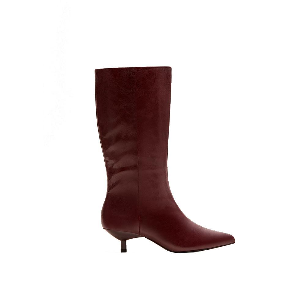 taille 40 51d7c d3693 Blanches, santiags ou colorées... Les bottes se réinventent ...