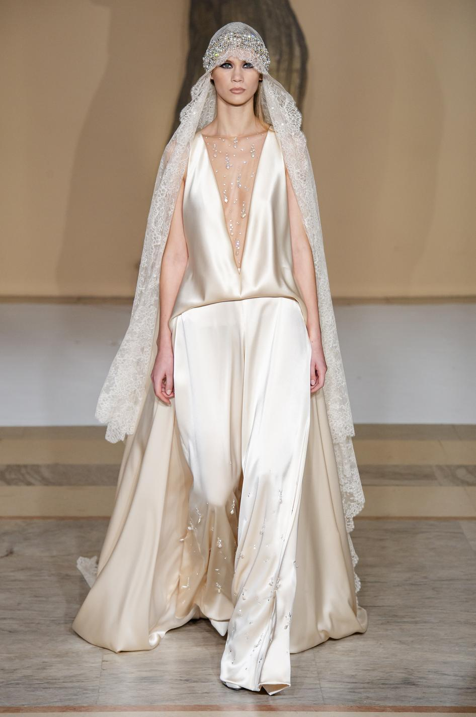 Robe de mariee 2019 haute couture