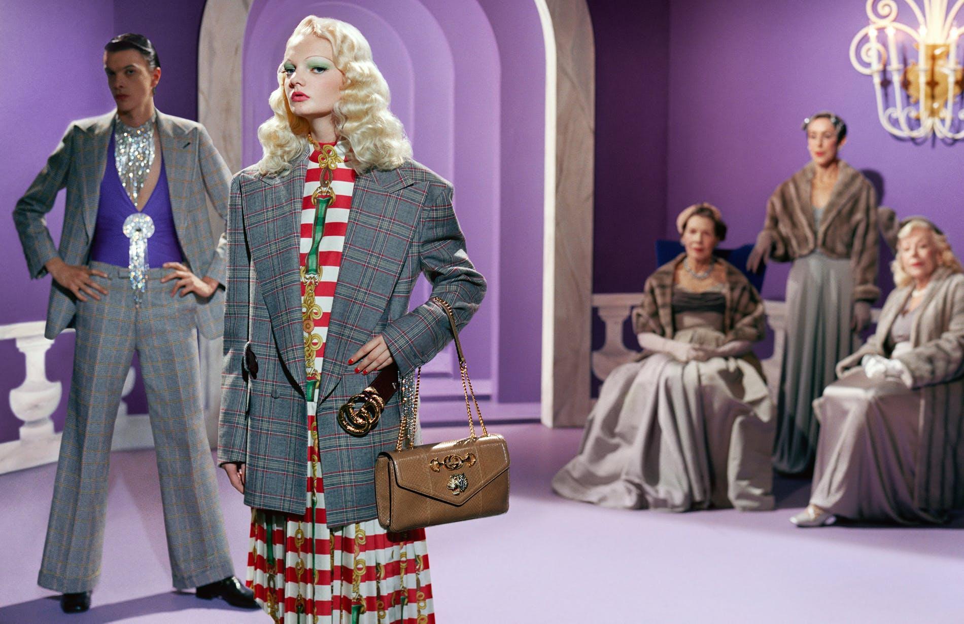 464ddf4c9f Selon le classement du site Lyst, Gucci est redevenue en 2019 la marque  préférée des consommateurs.