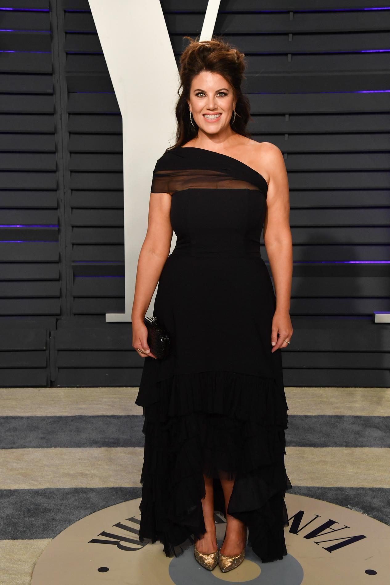 f91c9552ff ... Les plus belles tenues des stars à l'after party Vanity Fair des Oscars  - Leslie Mann Les plus belles tenues des stars à l'after party Vanity Fair  des ...