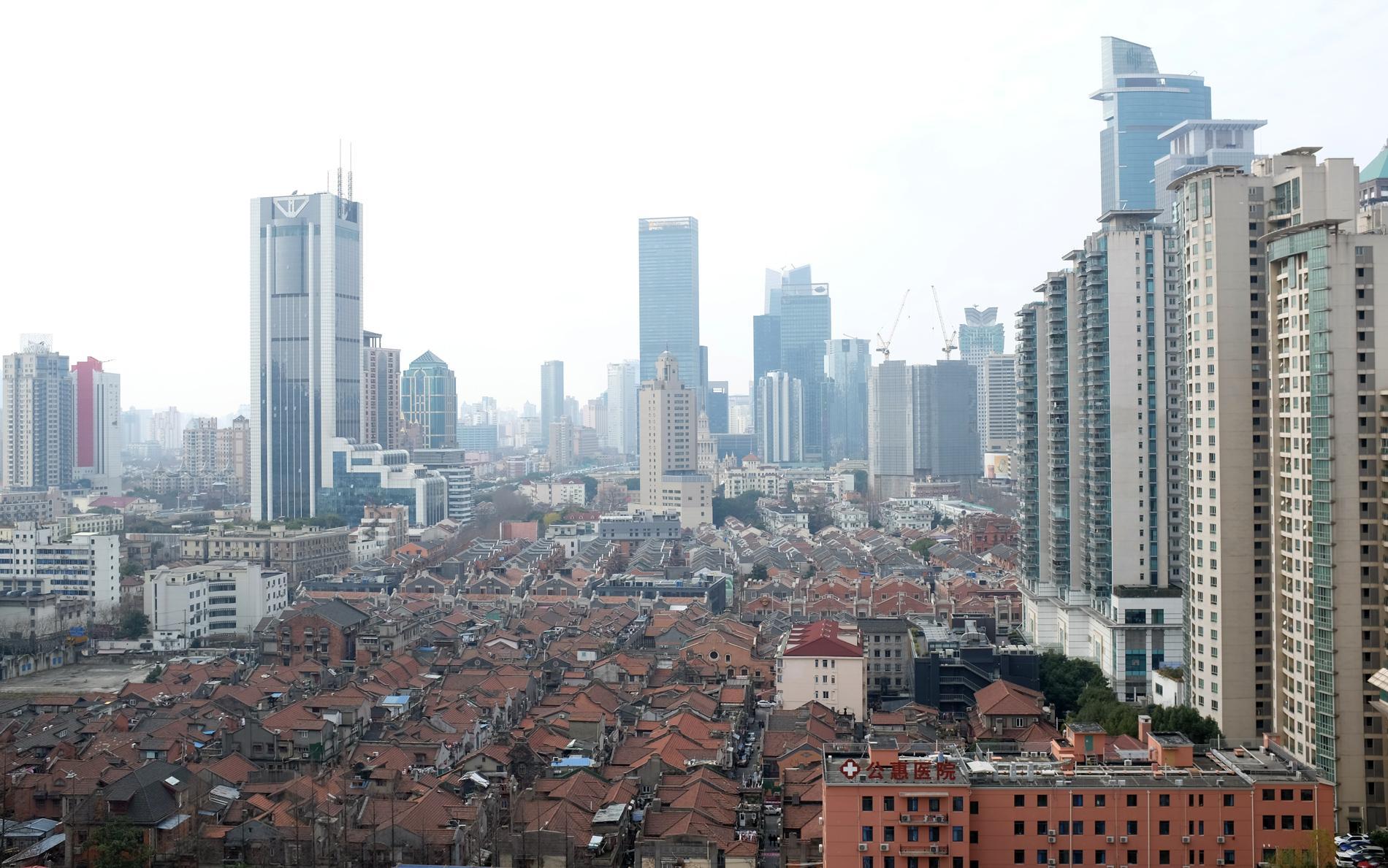 Direction Shanghai, pour un bond express dans le futur ...