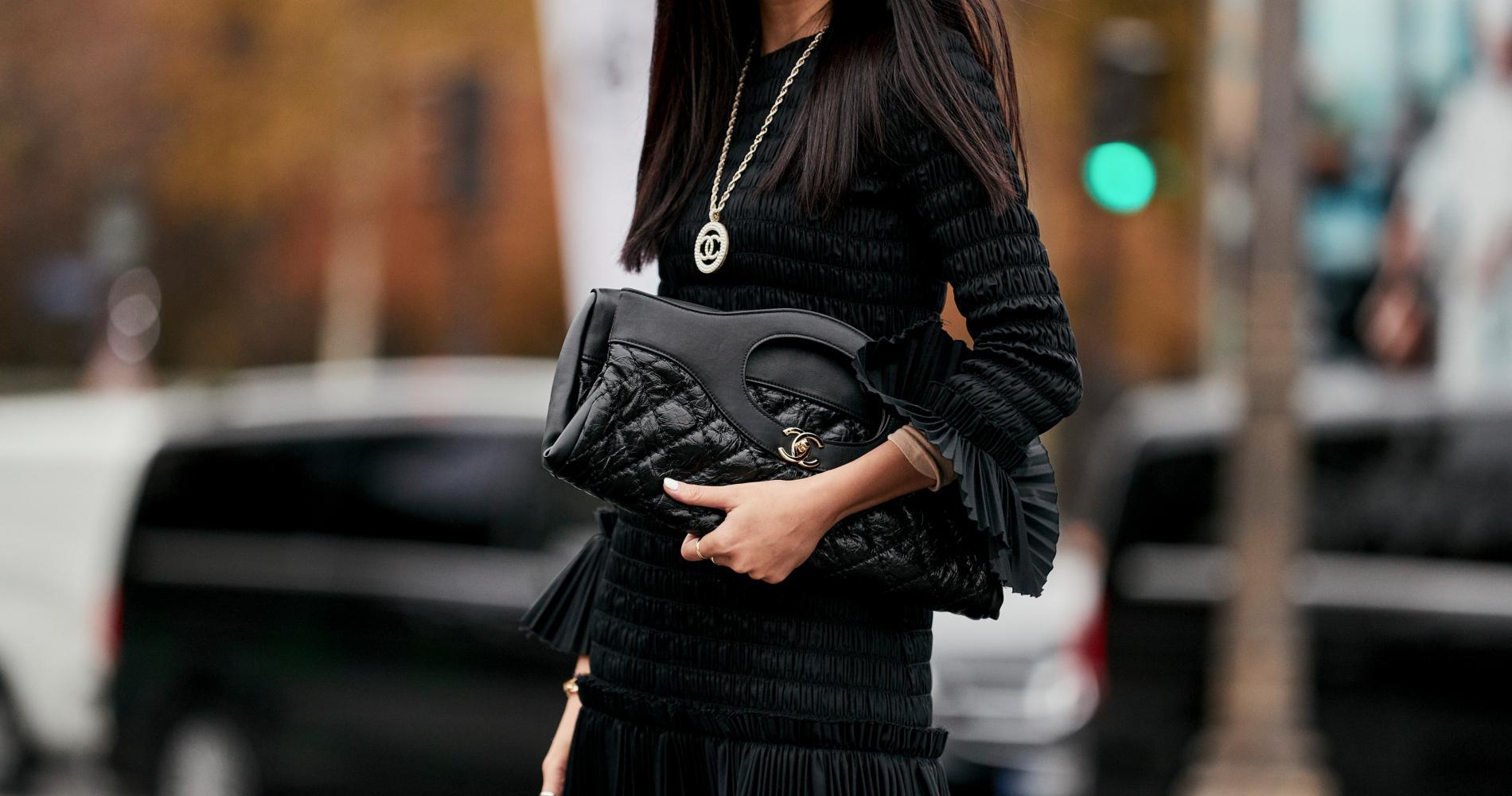 fac6a45805 Gabrielle, Boy, Timeless... Les sacs iconiques de Karl Lagerfeld ...