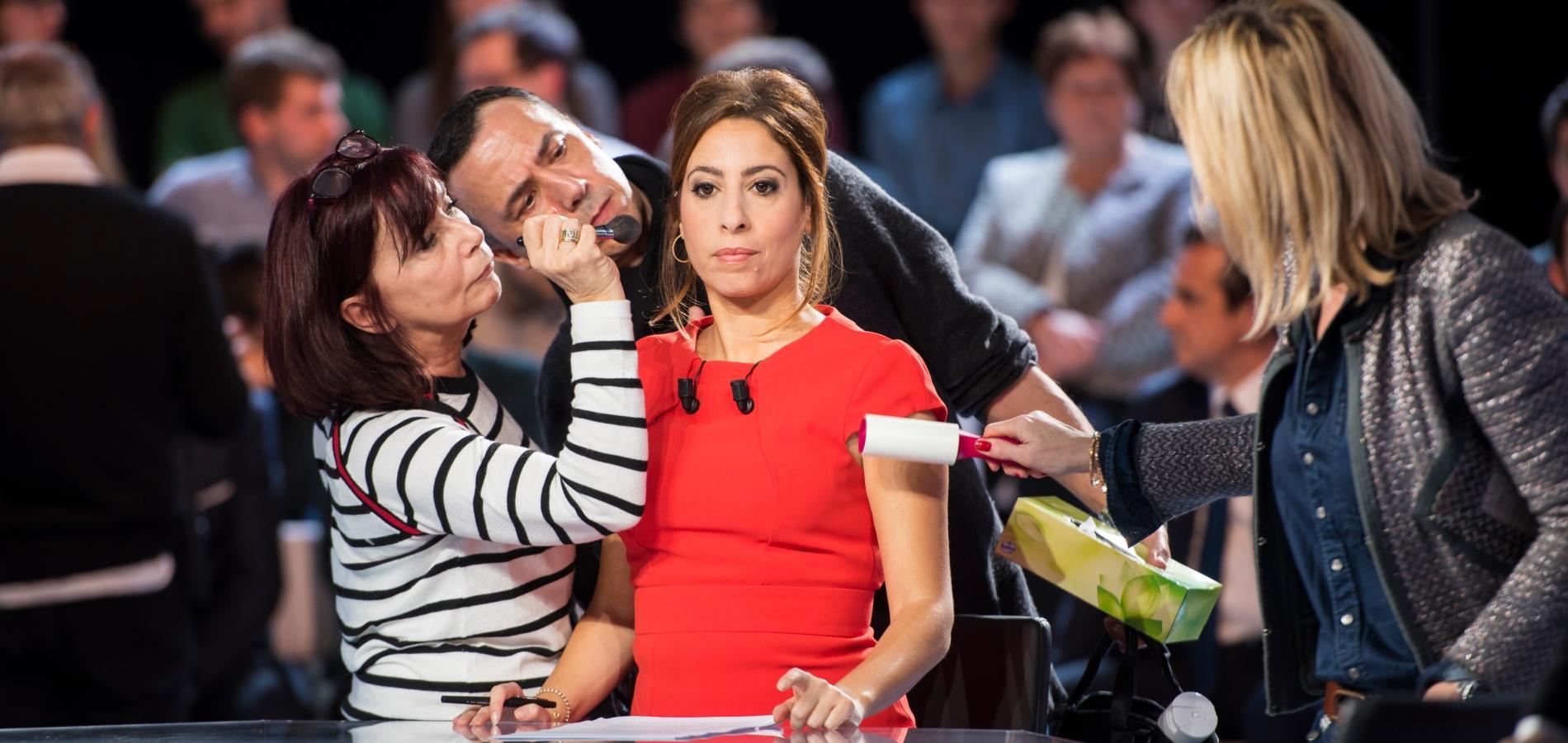 Lea Salame S Ouvre Sur Son Education Stricte Ou Le Semi Echec Etait Inacceptable Madame Figaro