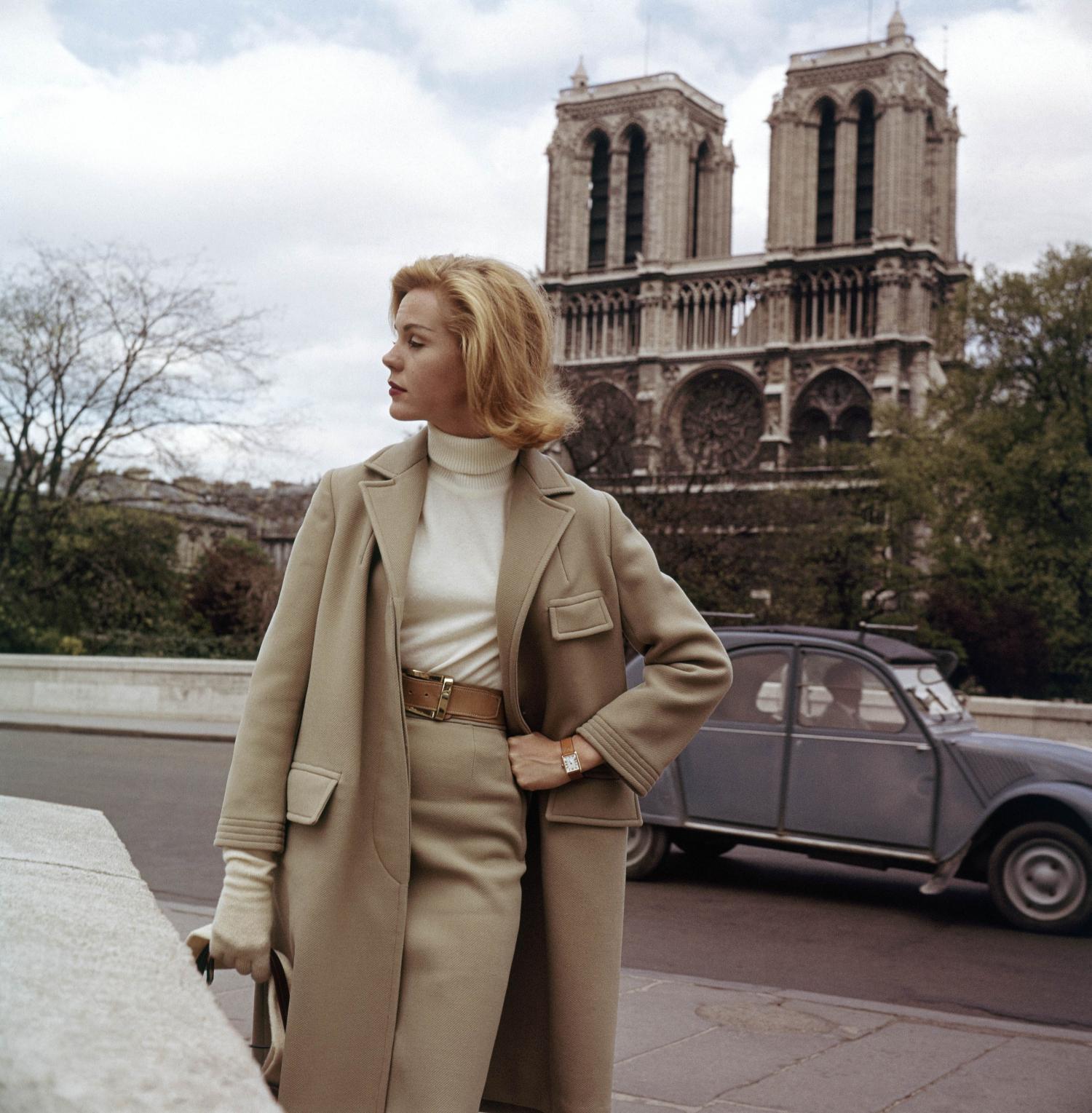 promo code e98b1 e1cd7 Pourquoi l'histoire d'amour entre Notre-Dame et la mode est ...