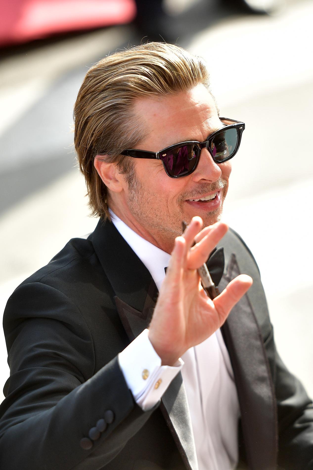 Nouvelle Coupe Pour Une Nouvelle Vie Le Sex Appeal De Brad Pitt