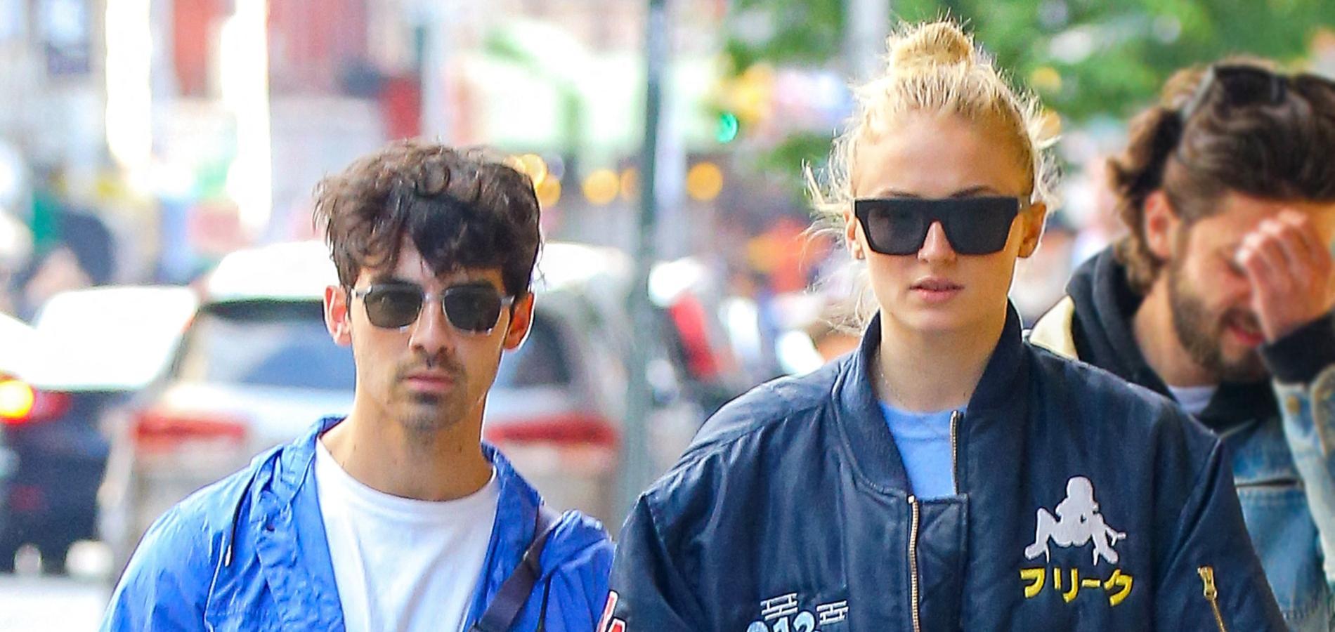 Avant leur mariage, Sophie Turner et Joe Jonas se sont séparés pendant  24 heures