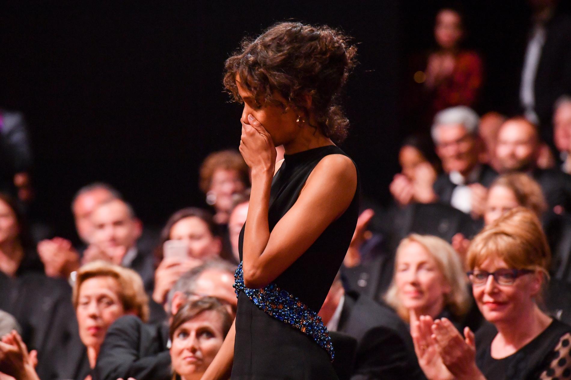 Mati Diop récompensée à Cannes