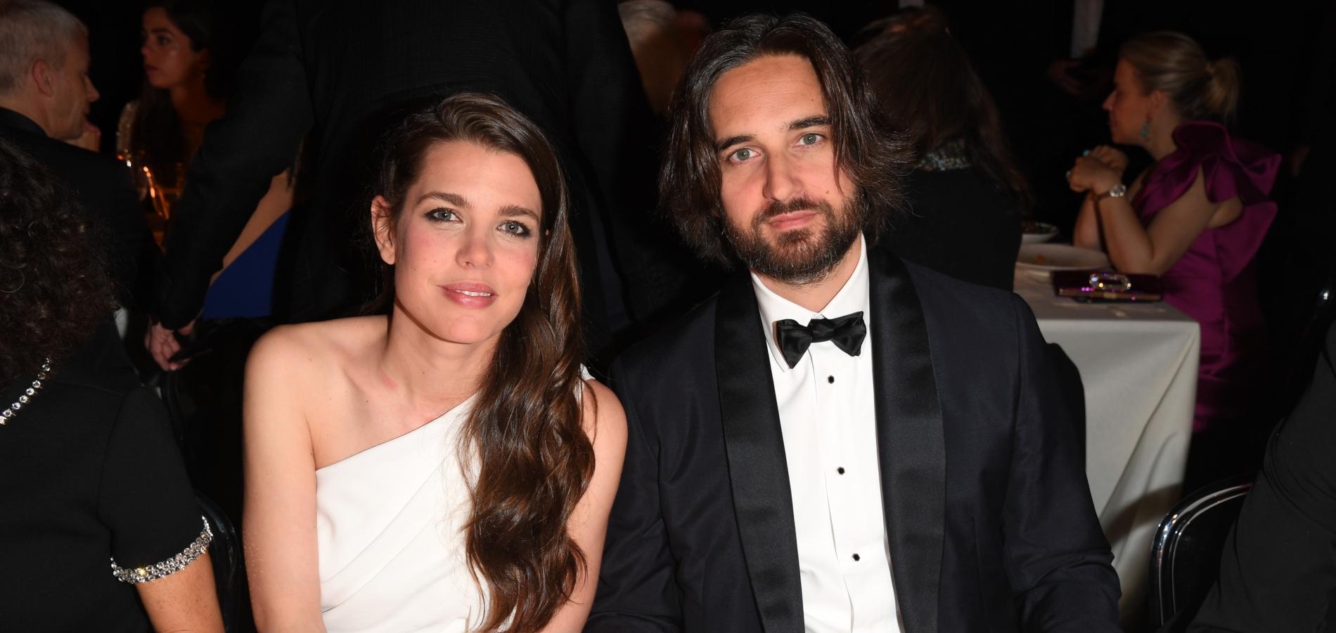 Mariage à Monaco  Charlotte Casiraghi épouse Dimitri Rassam