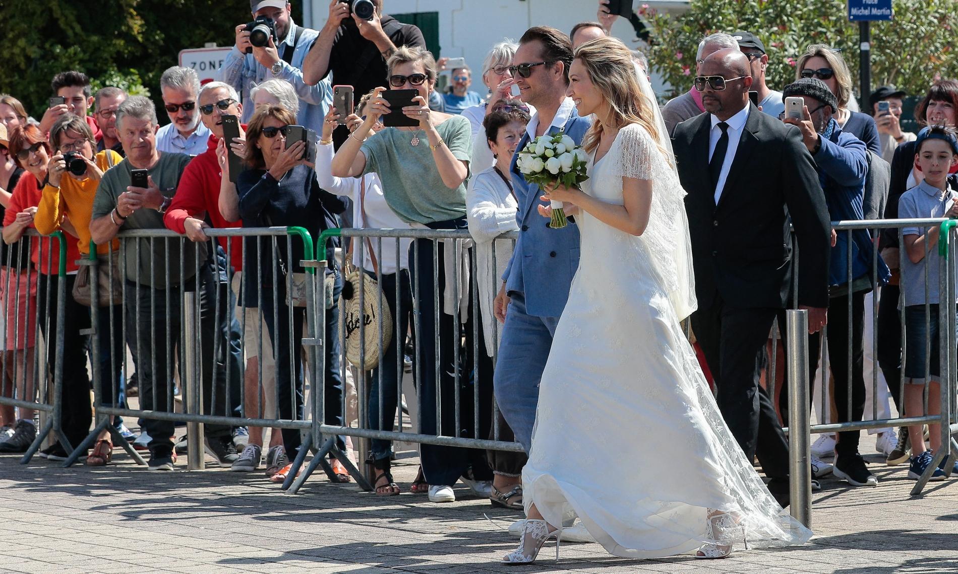 mariage de Laura et Raphaël Lancrey-Javal