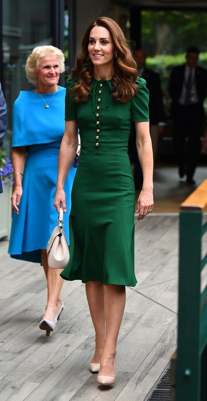 L'épouse du prince William serait-elle à nouveau enceinte?