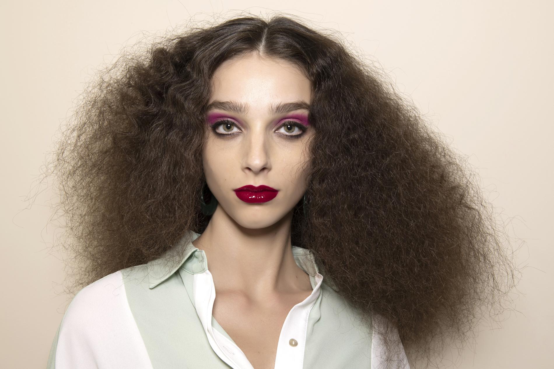 Coupe de cheveux long femme 2019