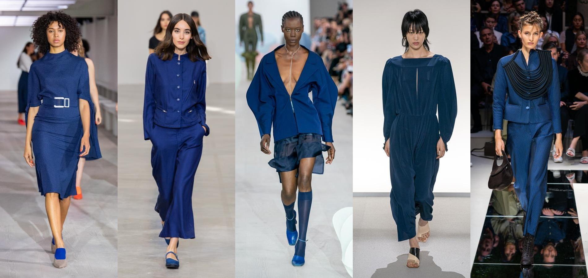 Couleur Pantone De L Année 2017 classic blue, l'apaisante couleur de l'année 2020 selon