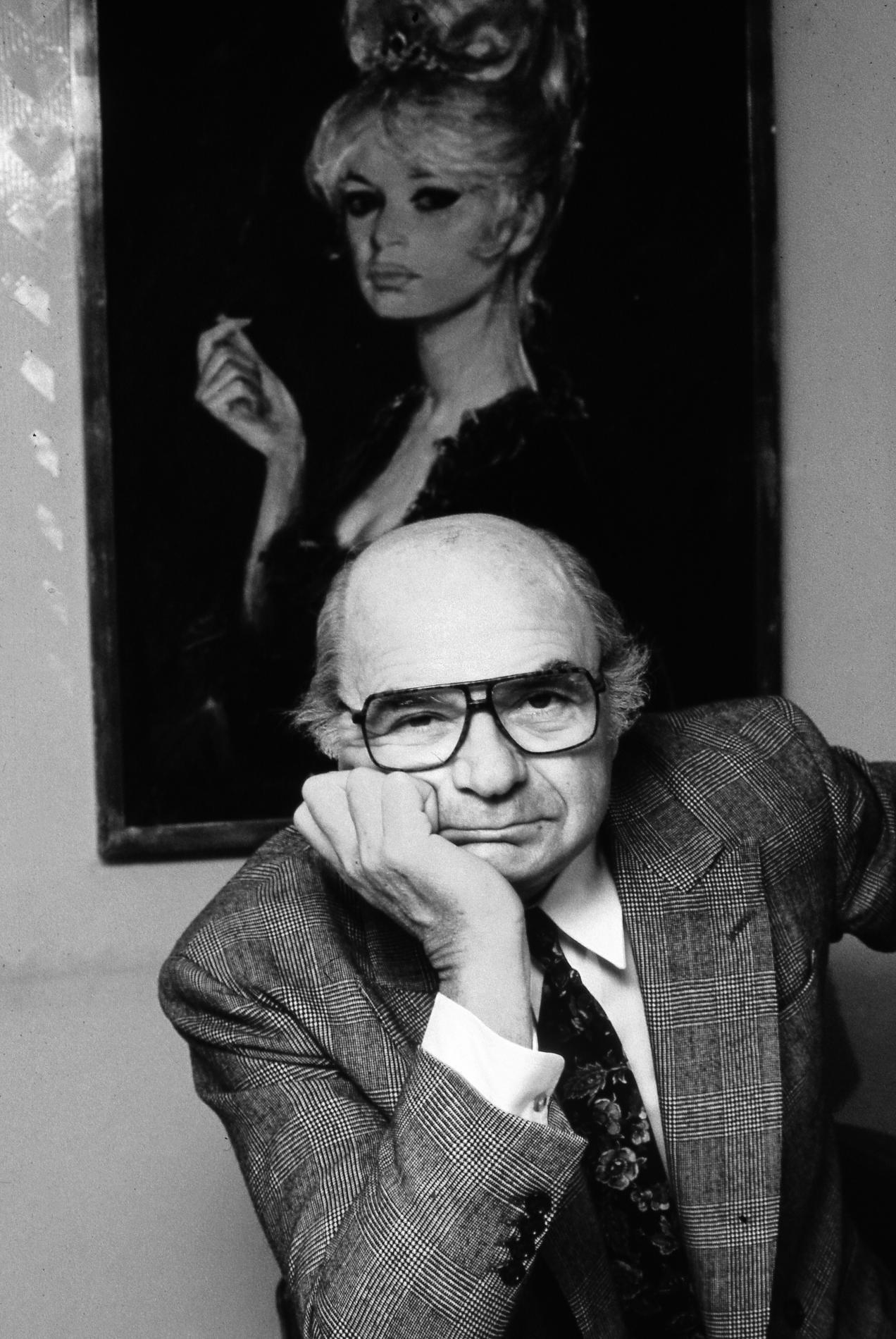 Jacques Dessange L Inventeur Du Coiffe Decoiffe Est Mort Madame Figaro
